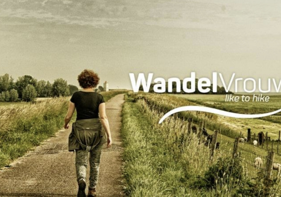 Blog www.wandelvrouw.nl like to hike